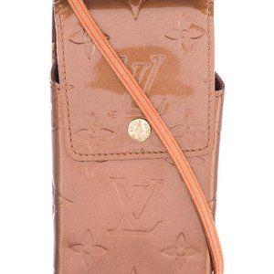 Louis Vuitton Monogram Vernis Greene Crossbody